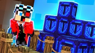 СТОЛБЫ С ТЕРОСЕРОМ! ВОТ ЭТО ДА! У КОГО ДЛИННЕЕ СТОЛБ В МАЙНКРАФТЕ! Minecraft
