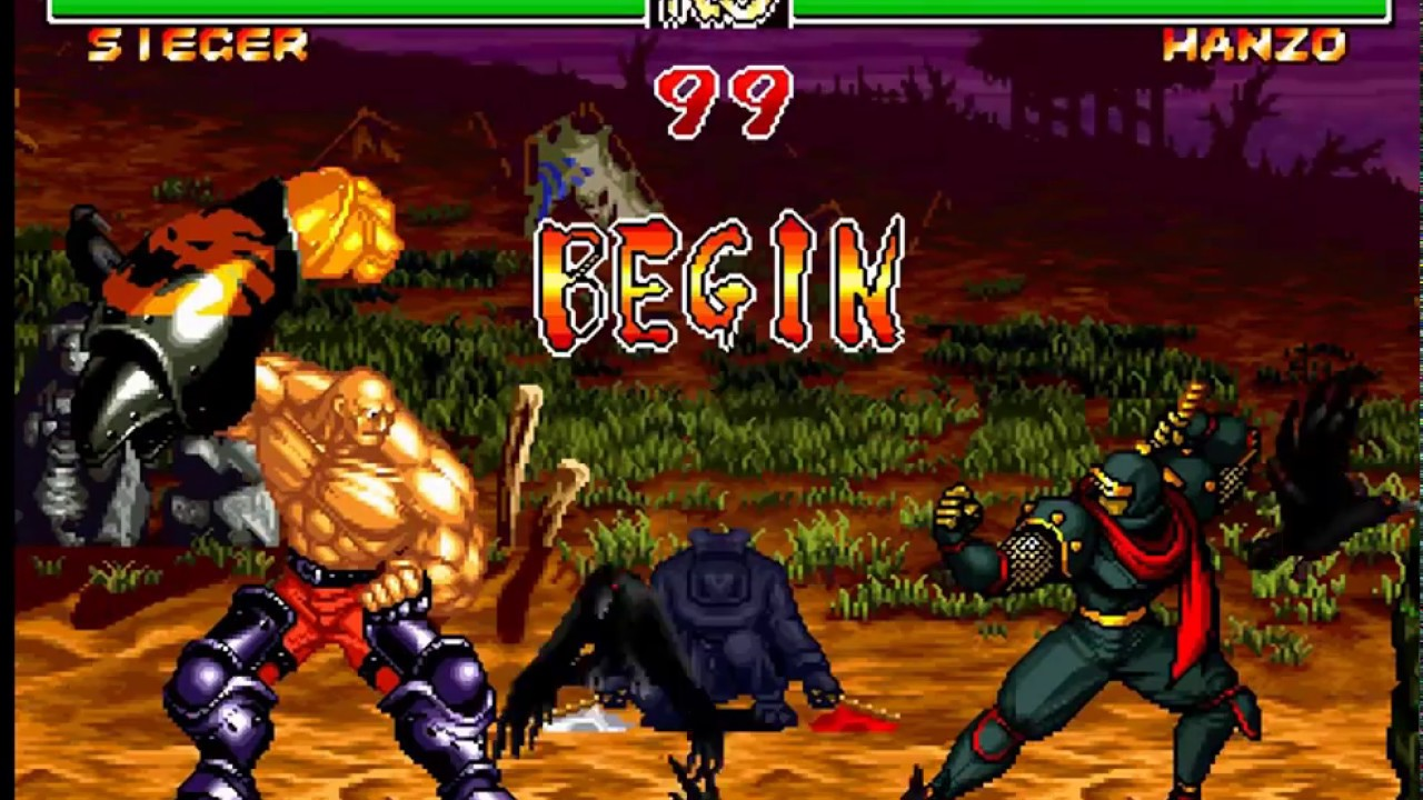 Download Samurai Shodown II Neinhalt Sieger (Playthrough, Gameplay, Walkthrough, Historia, Ending)
