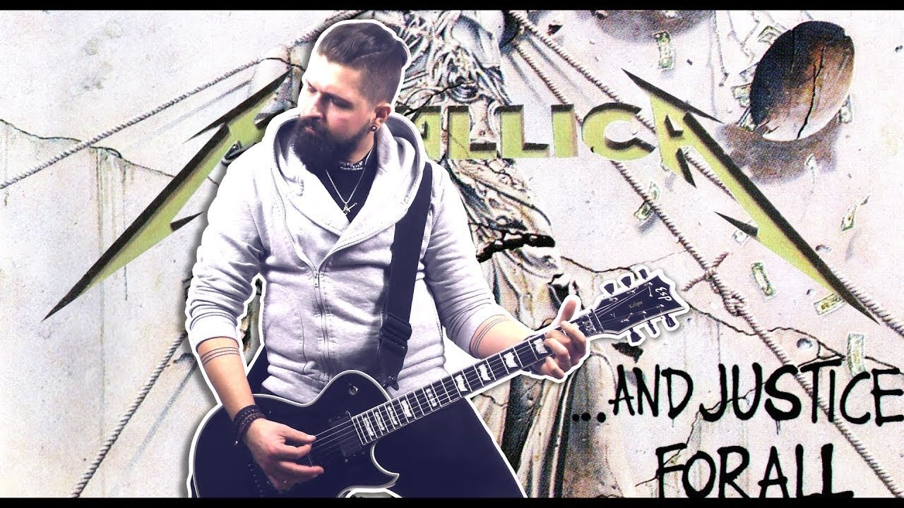 metallica and justice for all 30th anniversary full album cover youtube. Black Bedroom Furniture Sets. Home Design Ideas