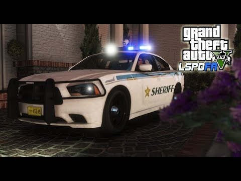 GTA 5 LSPDFR | Brevard County Patrol | LIVE | GTA 5 REAL LIFE Police Mod | #RIP Deputy Stanton
