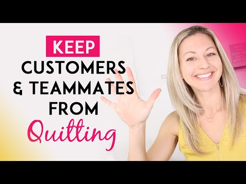 5 Easy Customer Retention Strategies That Will Keep Customers & Teammates From Quitting