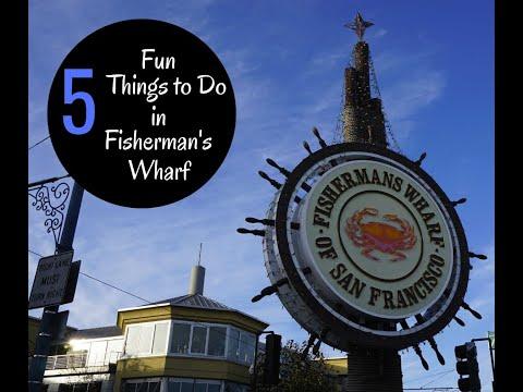 San Francisco Fisherman's Wharf: 5 Fun Things To Do