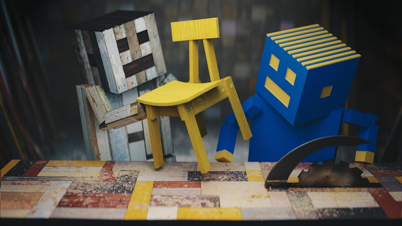 Ikea industriell collection youtube for Ikea industriel