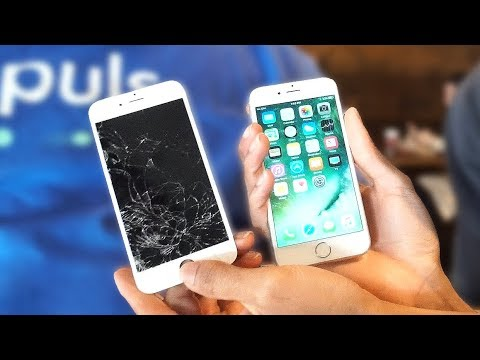 One Hour Speed Test | Puls iPhone Screen Repair