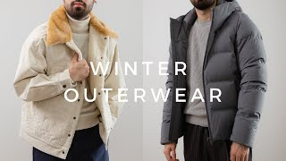 Top 10 Winter Jackets & Coats For Men