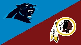 NFL Week 15 Preview: Carolina Panthers/Washington Redskins