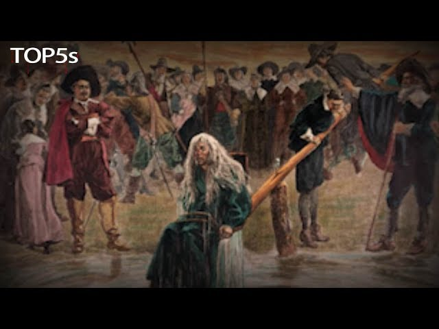 5 Real Life Notorious Medieval and Renaissance Witches...