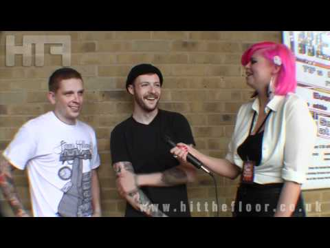 A Loss For Words  Interview - Slam Dunk Festival - Hit The Floor Magazine
