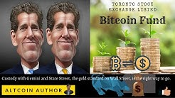 Winklevoss Twins and 3IQ Launch Bitcoin Fund on TSX