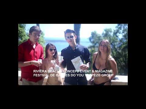 RIVIERA BEACH PARTY CONCEPT  & MAGAZINE by DO YOU TROPEZ