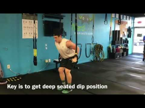 TRX Monday Move | TRX Duo Trainer Muscle Up