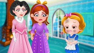 Cinderella Story | Fairy Tale Games For Kids By Baby Hazel Games | Part 2