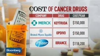Cancer Drug Costs Could Reach Six-Figures