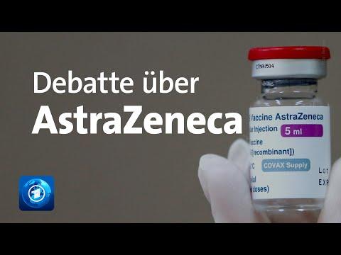 AstraZeneca-Impfstoff: Die Bundesregierung wirbt um Vertraue