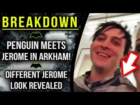 How Penguin Meets Jerome REVEALED Plus Theory! & New Look for Jerome! - Gotham 4x11 Breakdown!