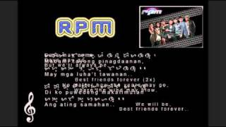 RPM- Best Friends Forever [Lyrics]