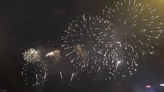 2019年 年初二 香港煙花(煙火)滙演