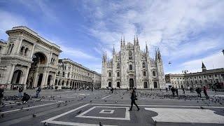 Коронавирус опустошает Италию