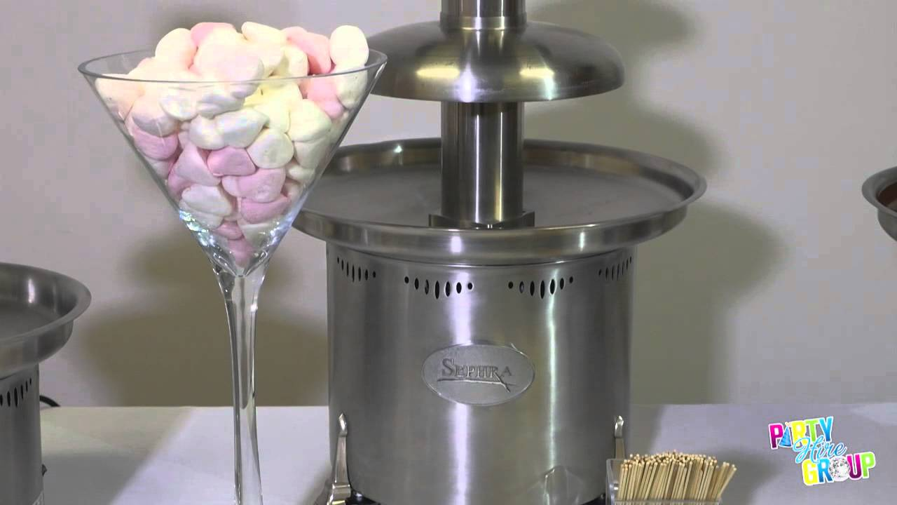 Chocolate Fountain Hire Beautiful Chocolate Fountains In Sydney