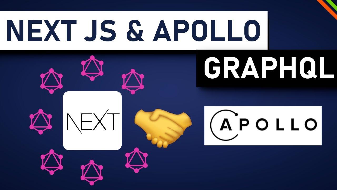 Next.js (v10) with GraphQL and Apollo (v3)