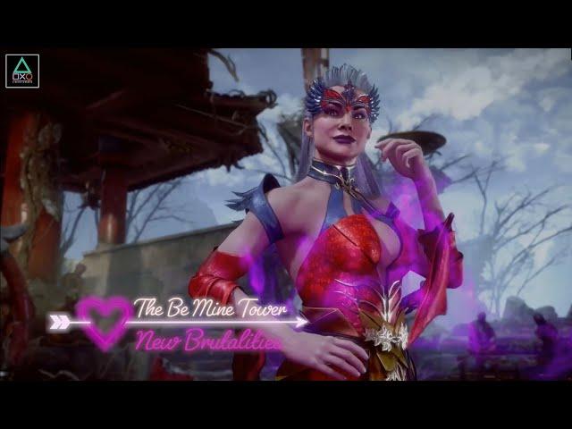 Mortal Kombat 11: New 'The Be Mine Tower' Brutalities