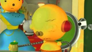 Rolie Polie Olie - Zowie Got Game / Hickety Ups / Chili's Cold - Ep.11