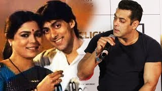 Salman Khan GETS EMOTIONAL Talking On Reema Lagoo, Om Puri, Vinod Khanna
