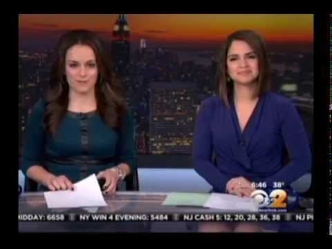 CBS 2 Local New Year Quick fixes featuring Dr. Luis Navarro