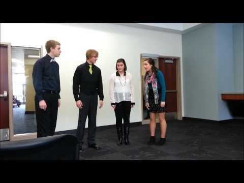 WI State Solo & Ensemble - SATB Quartet