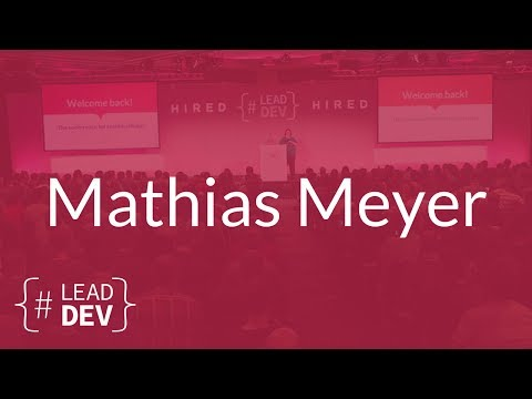 Building and Scaling a Distributed and Inclusive Team – Mathias Meyer | The Lead Developer UK