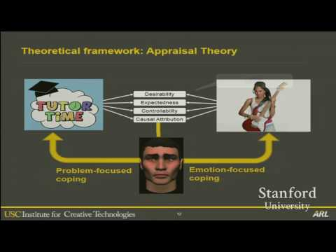 Stanford Seminar: Buildings Machines That Understand and Shape Human Emotion
