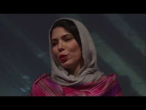 Iranian Craftsmanship Preserved through Modern Designs | Azadeh Yasaman Nabizadeh | TEDxTehran