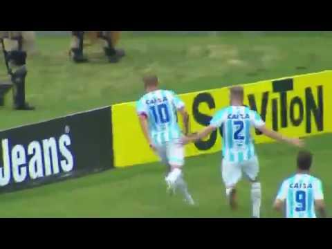 Avaí 3 x 0 Náutico - Melhores Momentos - Brasileirão Série B 2016