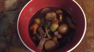 Cooking Meat With Peter Caine : Venison Stew Video