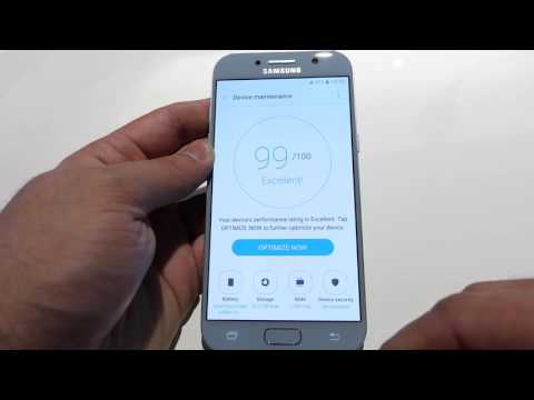 Samsung Galaxy A5 2017 hands on
