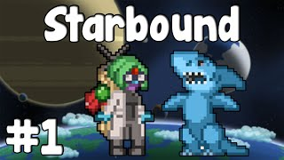 Starbound Adventures MK2 - Hylotl Copper Dilemma! - E.1 - Unstable/Nightly Build