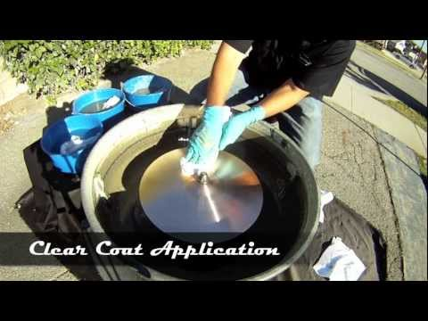 Cymbal cleaning with new EZ Clean by Pro Cymbal
