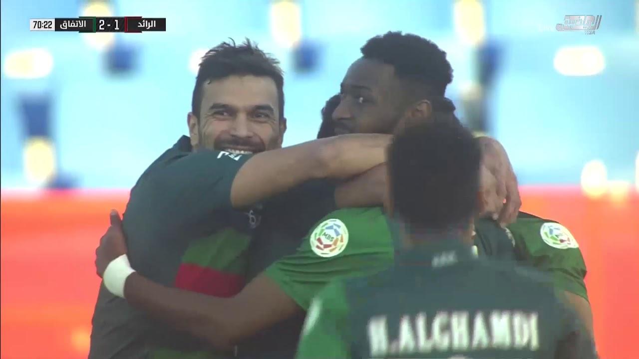 ملخص أهداف مباراة الرائد 3 - 2  الاتفاق | الجولة 12 | دوري الأمير محمد بن سلمان للمحترفين 2019-2020