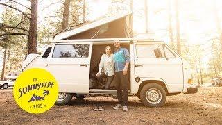 VW T3 Bulli: Mit einem Klassiker durch die Amerikas   Westfalia Camper Room Tour