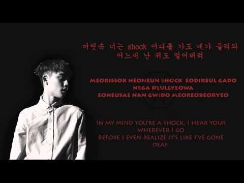 """EXO - """"Exodus"""" Color Coded Hangul/Rom/English Lyrics"""