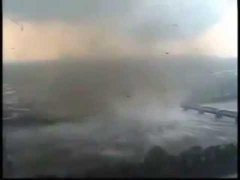 Tornado Springfield, MA  June 2011