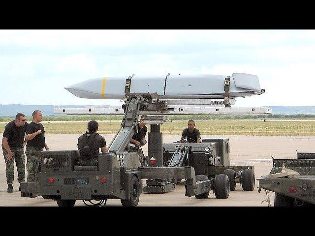 Mỹ chi 390 triệu USD mua tên lửa JASSM cấp cho Israel trong tình hình nóng?