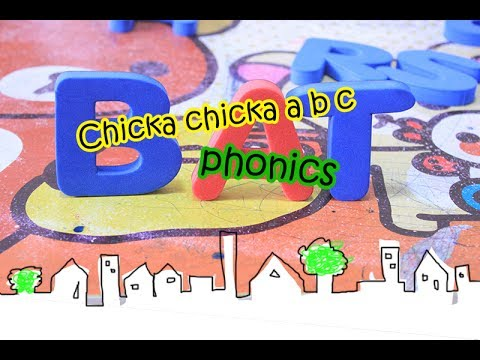 chicka chicka abc / phonics by NNTP