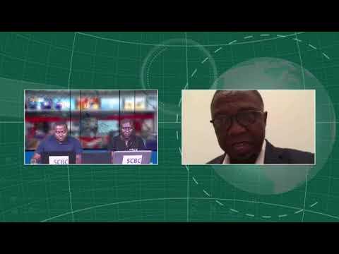 Patrice Nganang on Amba Perspective 10/01/2018