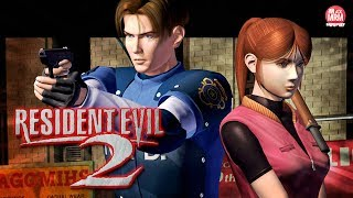 RESIDENT EVIL 2 - CLAIRE A COMPLETO || - MaxMRM -