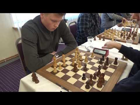 IM Paulius Pultinevicius - GM Arturs Neiksans, London System, Blitz Chess