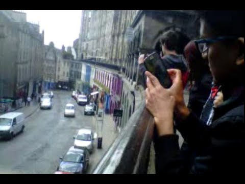 A Holiday in UK ~ Edinburgh