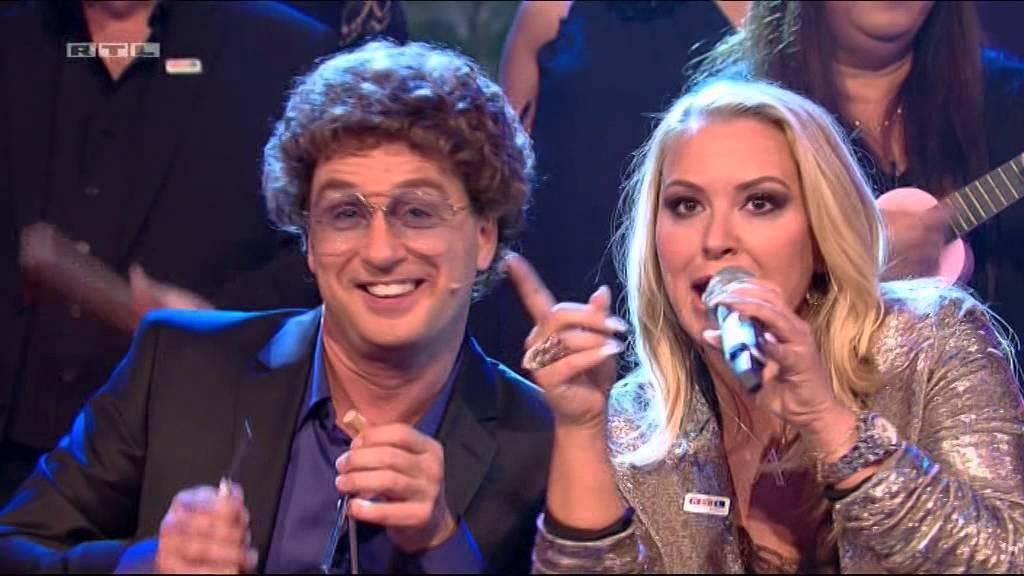 Anastacia Martin Ernst AllStars RTL 2015