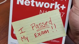 How I Passed The CompTIA Network+ Exam | Tips, Tools, and Resources