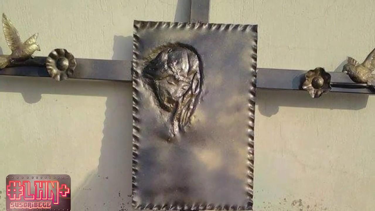 Album de imagenes cruces de metal /herreria para difuntos ...